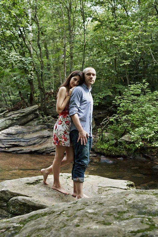Christina Panarese and Rob Dobi