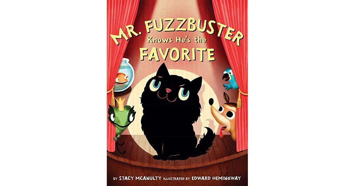 Mr. Fuzzbuster