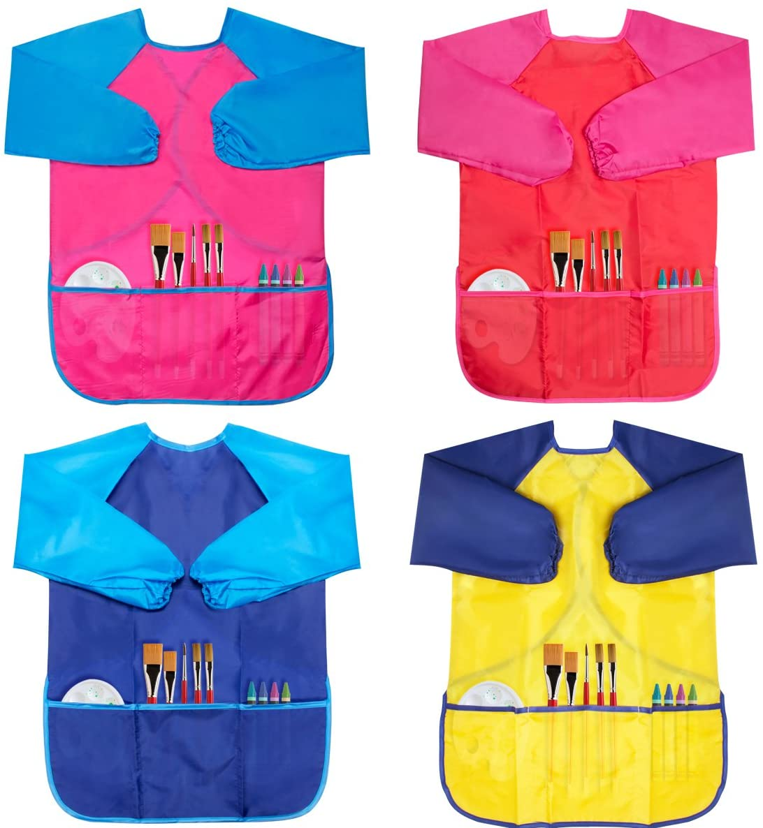 Colorful Smocks