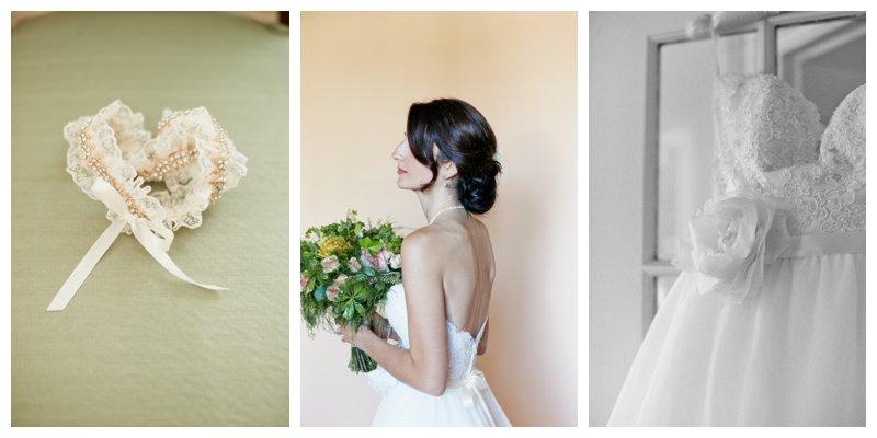 Handmade Lace and Rhinestone Garter. Paloma Blanca 4107 Bridal Gown.