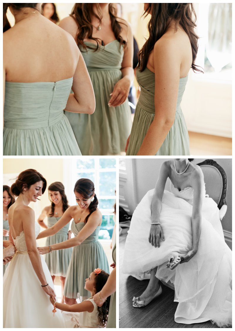 J.Crew Dusty Shale Bridal Party Dresses